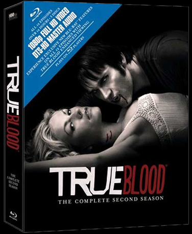 True Blood Season Two on DVD