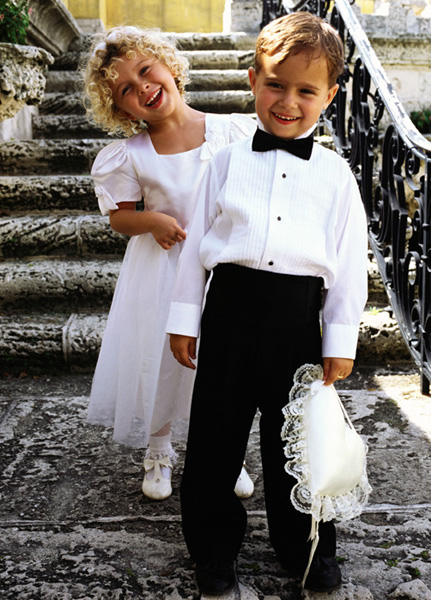 Wedding Apparel for Kids