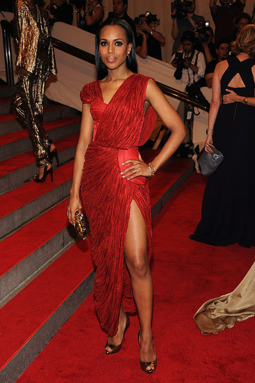 Kerry Washington in Thakoon for Gap