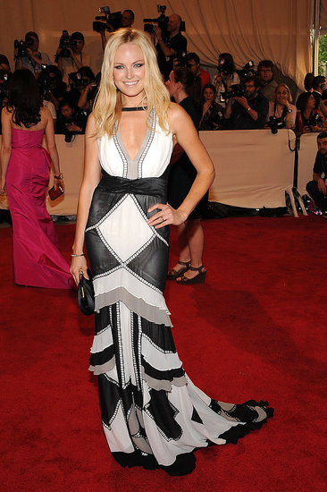 Malin Akerman in Temperley London