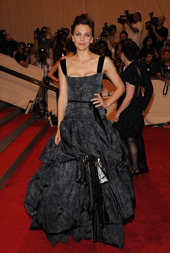 Maggie Gyllenhaal in Louis Vuitton