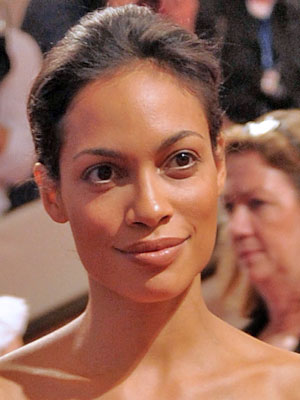 Rosario Dawson at 2010 Costume Institute Gala