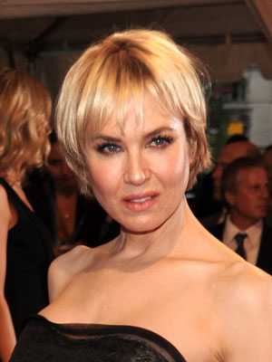 Renee Zellweger at 2010 Costume Institute Gala