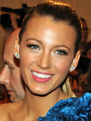 Blake Lively at 2010 Costume Institute Gala