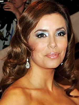 Eva Longoria at 2010 Costume Institute Gala