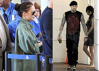 Pictures of Nicole Richie and Joel Madden Spending Time Alone in LA
