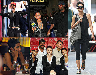 Pictures of Newly Single Halle Berry Spending Her Weekend in NYC