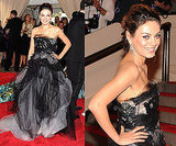 Mila Kunis at 2010 Met's Costume Institute Gala
