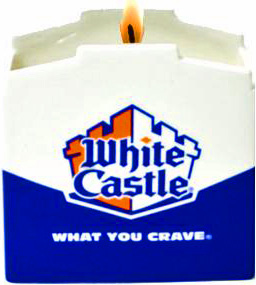 The White Castle Scented Candle Is Here