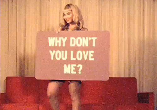 "Beyonce's ""Why Don't You Love Me"" Music Video 2010-05-04 13:45:26"