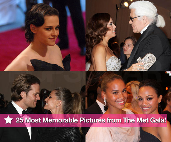 The 25 Most Memorable Pictures From the Met Gala!