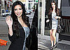 Pictures of Kim Kardashian Promoting Her Perfume in Canada