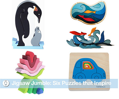 Wooden Puzzles For Kids