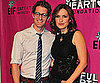 Slide Picture of Matthew Morrison and Mariska Hargitay in NYC