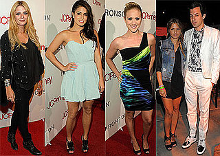 Pictures of Mark, Charlotte and Samantha Ronson Plus Nikki Reed, Peaches Geldof and Eli Roth, Brittany Snow, Nicole Richie 2010-05-05 08:40:17