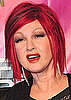 Cyndi Lauper&#039;s New Pink Hair