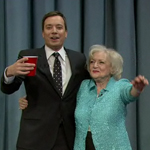 Video of Betty White Playing Beer Pong With Jimmy Fallon to Promote Saturday Night Live Appearance