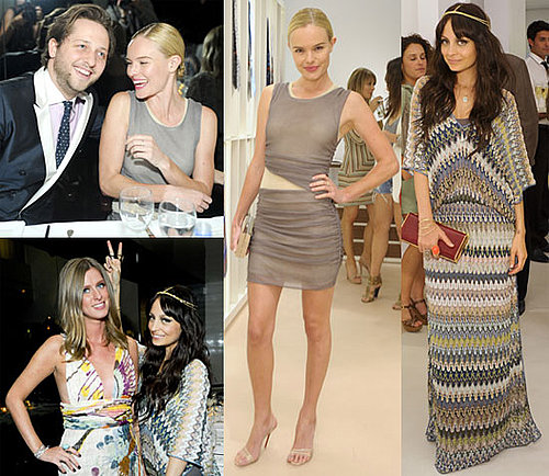Pictures of Nicole Richie, Kate Bosworth And Mischa Barton Celebrating Derek Blasberg's Classy in LA 2010-05-07 07:45:00