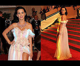 Katy Perry Wears LED to the Costume Institute Gala