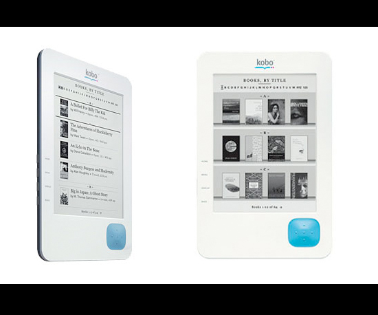 Borders Releasing Kobo eReader