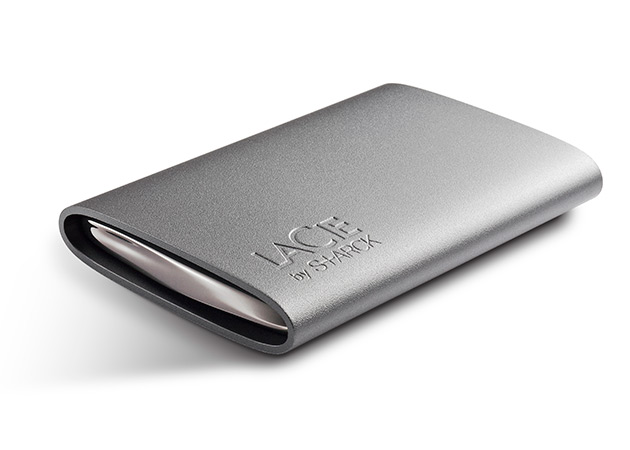 LaCie Portable Hard Drive ($90)