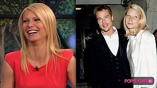 Gwyneth Paltrow and Brad Pitt Pictures 2010-05-07 10:21:05