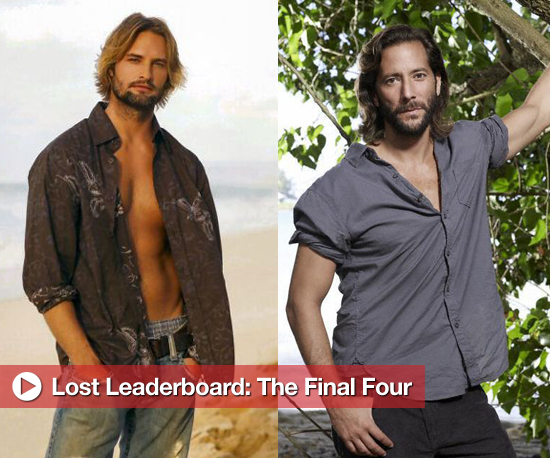 Lost Leaderboard: The Final Four