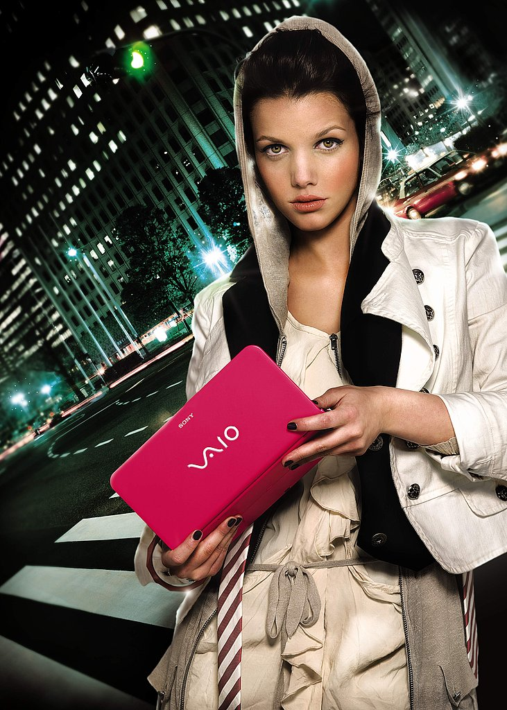 Photos of the Updated Sony Vaio P Series
