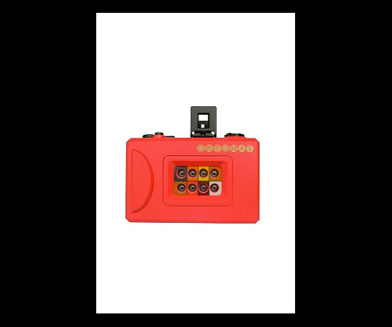 Photos of Lomography Oktomat Camera