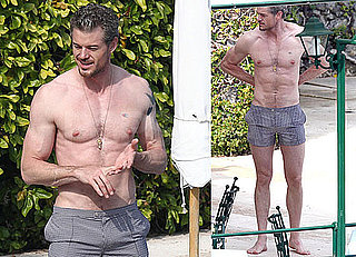 Are You Loving All the Eric Dane Shirtlessness?