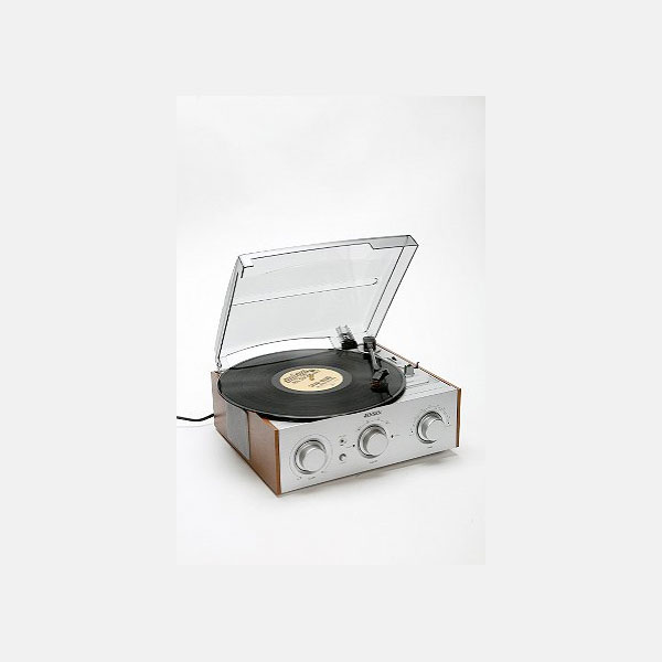 Wood Turntable ($88)