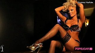 Video of Miss USA Lingerie Shoot
