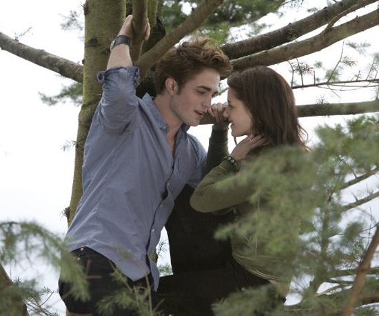 Edward and Bella Sittin&#039; in a Tree...