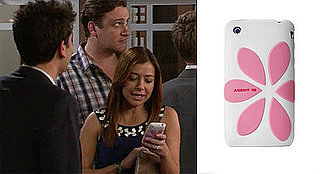 Agent 18 iPhone Case on How I Met Your Mother