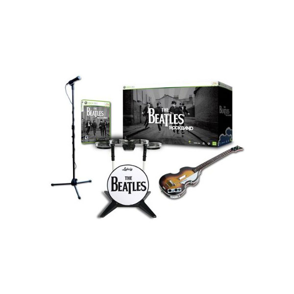 Beatles Rock Band ($120)