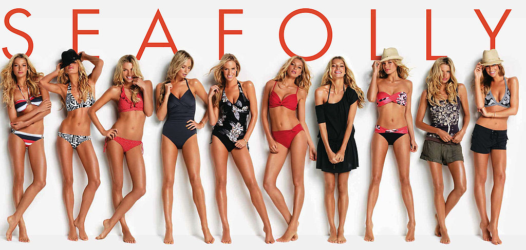 Seafolly's Summer of Swim