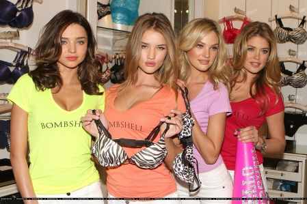 May 11th: Victoria's Secret Models Share Shopping Secrets Of A Supermodel
