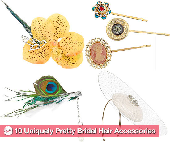 Wedding hair is a big deal and even the most traditional among us wants a