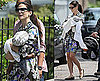 Pictures of Sandra Bullock With Son Louis Bullock in New Orleans on Mother's Day