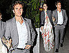 Pictures of Ryan Kwanten on a Date at The Chateau Marmont
