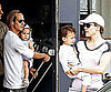 Slide Picture of Jennifer Lopez and Marc Anthony With Twins Emme and Max in Monaco
