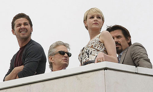 Pictures of Carey Mulligan and Shia LaBeouf at Cannes Film Festival