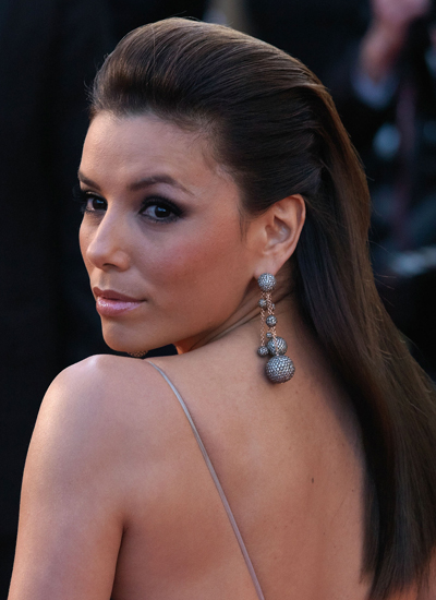 Eva Longoria Parker at the Premiere of On Tour