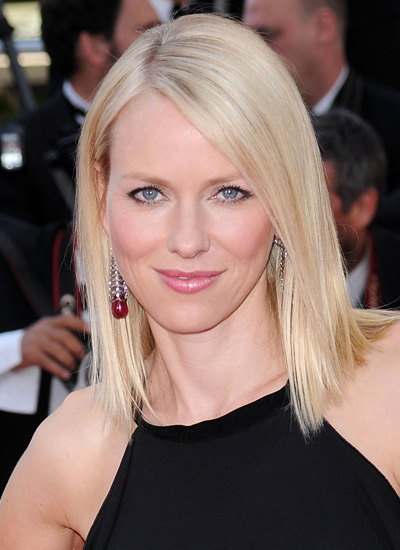 Naomi Watts at the Premiere of Biutiful