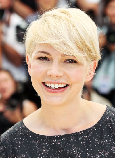 Michelle Williams at the Photocall for Blue Valentine