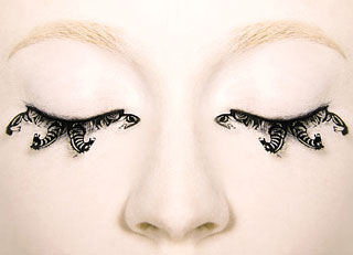 Paperself False Eyelashes