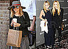 Pictures of Mary-Kate And Ashley Olsen Attending an Art Party Together in NYC