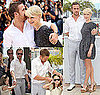 Pictures of Ryan Gosling and Michelle Williams at Cannes Photo Call for Blue Valentine