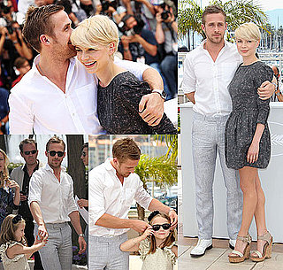 Pictures of Ryan Gosling and Michelle Williams at Cannes Photo Call for Blue Valentine 2010-05-18 08:45:00