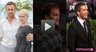 Ryan at Cannes, NPH on Glee, and Tom Joins Jake at Prince Premiere